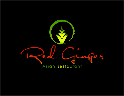 Red Ginger A Logo, Monogram, or Icon  Draft # 88 by odc69