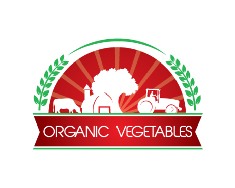 ORGANIC  VEGETABLES A Logo, Monogram, or Icon  Draft # 27 by BeUnique