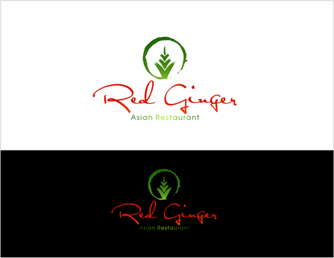 Red Ginger A Logo, Monogram, or Icon  Draft # 90 by odc69