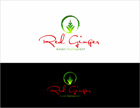 Red Ginger A Logo, Monogram, or Icon  Draft # 91 by odc69