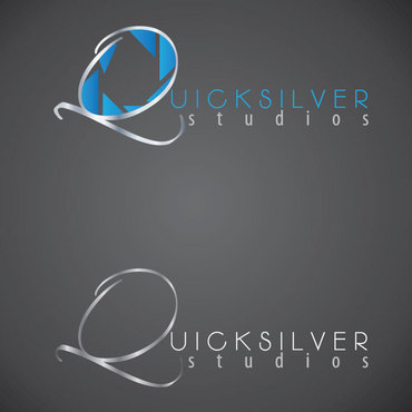 Quicksilver Studios A Logo, Monogram, or Icon  Draft # 84 by ts3d2d