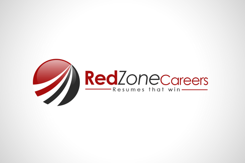 RedZone Careers A Logo, Monogram, or Icon  Draft # 11 by FreelanceDan
