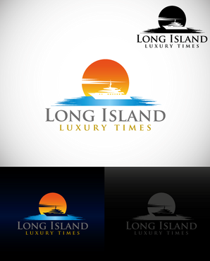 Long Island Luxury Times  A Logo, Monogram, or Icon  Draft # 20 by CyberGrap