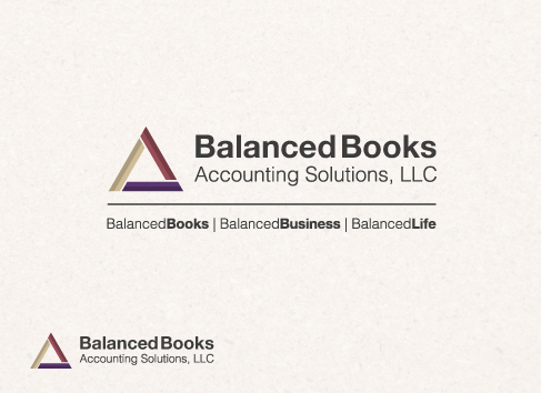 Balance Books Accounting Solutions, LLC Logo Winning Design by Mayas