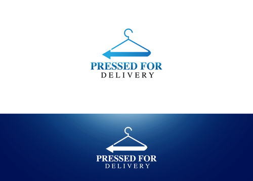 Pressed for Delivery A Logo, Monogram, or Icon  Draft # 120 by dezignguru