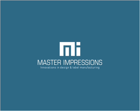 Master Impressions A Logo, Monogram, or Icon  Draft # 77 by Jam355