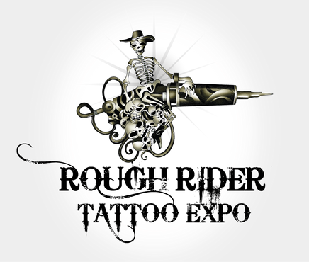 Rough Rider Tattoo Expo A Logo, Monogram, or Icon  Draft # 28 by studio88