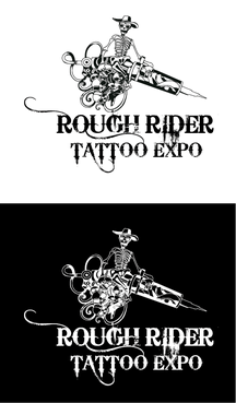 Rough Rider Tattoo Expo A Logo, Monogram, or Icon  Draft # 29 by studio88