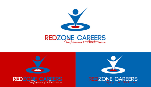 RedZone Careers A Logo, Monogram, or Icon  Draft # 12 by PAVIAN