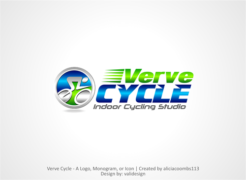 Verve Cycle A Logo, Monogram, or Icon  Draft # 17 by validesign