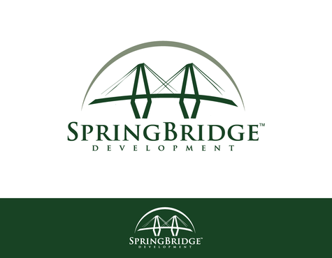 SpringBridge Development Partners A Logo, Monogram, or Icon  Draft # 55 by graphicsB8