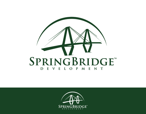 SpringBridge Development Partners A Logo, Monogram, or Icon  Draft # 56 by graphicsB8