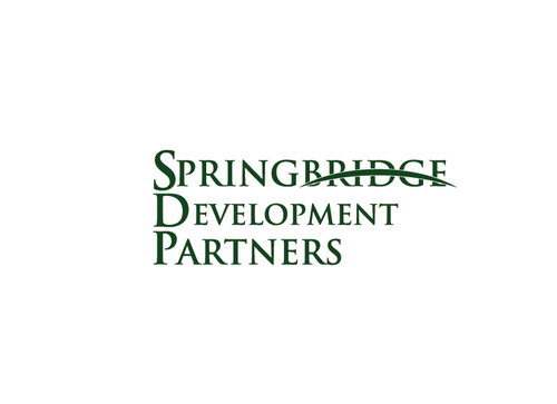 SpringBridge Development Partners A Logo, Monogram, or Icon  Draft # 57 by Jacksina