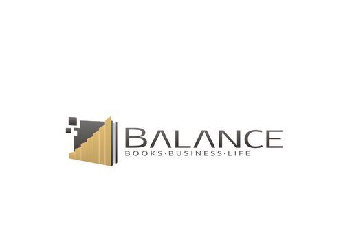 Balance Books Accounting Solutions, LLC A Logo, Monogram, or Icon  Draft # 73 by ningsih
