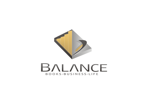 Balance Books Accounting Solutions, LLC A Logo, Monogram, or Icon  Draft # 75 by ningsih