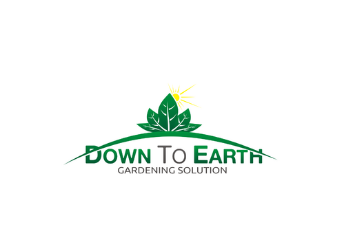 Down To Earth Gardening Solutions A Logo, Monogram, or Icon  Draft # 22 by ningsih