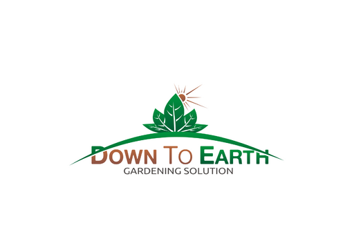 Down To Earth Gardening Solutions A Logo, Monogram, or Icon  Draft # 25 by ningsih