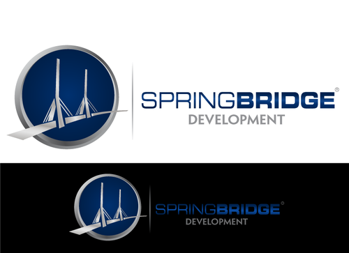 SpringBridge Development Partners A Logo, Monogram, or Icon  Draft # 58 by aceana