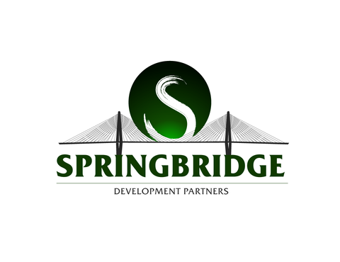 SpringBridge Development Partners A Logo, Monogram, or Icon  Draft # 64 by pivotal