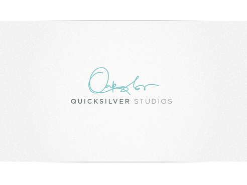 Quicksilver Studios A Logo, Monogram, or Icon  Draft # 88 by CherryPopDesign