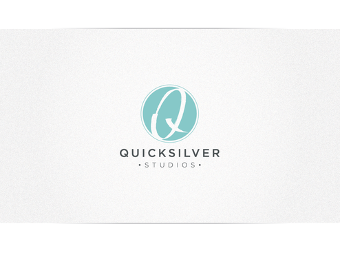 Quicksilver Studios A Logo, Monogram, or Icon  Draft # 89 by CherryPopDesign