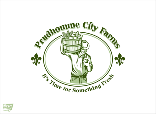 Prudhomme City Farms A Logo, Monogram, or Icon  Draft # 54 by rezaray
