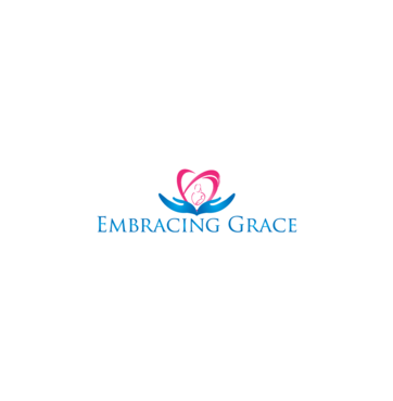 Embracing Grace A Logo, Monogram, or Icon  Draft # 18 by InventiveStylus