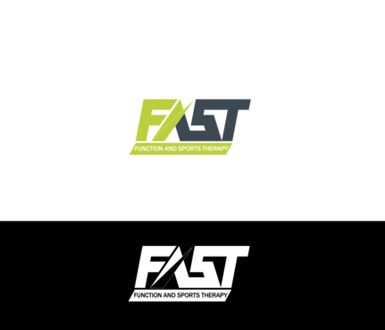 Function and Sports Therapy and utilize the acronym FAST A Logo, Monogram, or Icon  Draft # 47 by Jinxx
