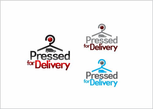 Pressed for Delivery A Logo, Monogram, or Icon  Draft # 121 by odc69