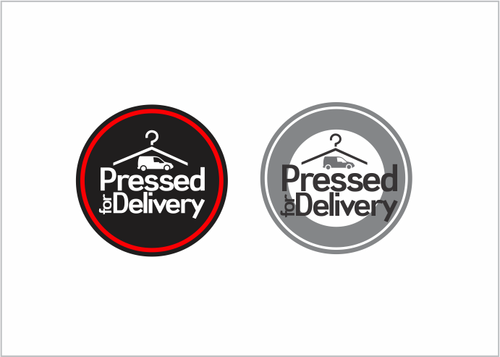 Pressed for Delivery A Logo, Monogram, or Icon  Draft # 122 by odc69
