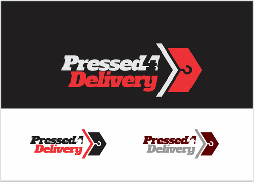 Pressed for Delivery A Logo, Monogram, or Icon  Draft # 123 by odc69