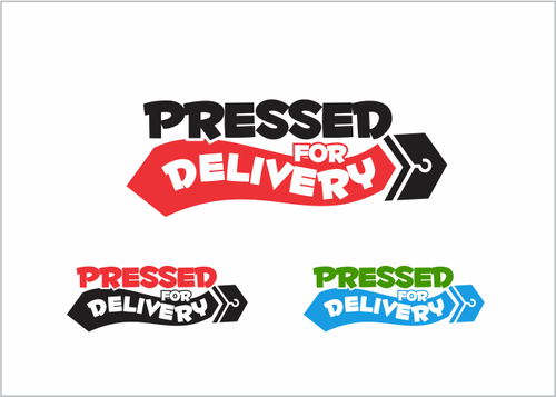 Pressed for Delivery A Logo, Monogram, or Icon  Draft # 124 by odc69