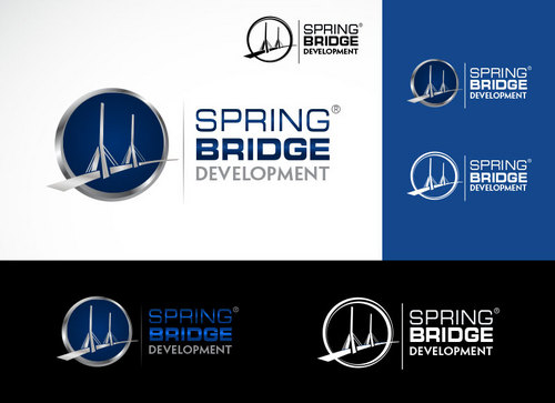 SpringBridge Development Partners A Logo, Monogram, or Icon  Draft # 65 by aceana