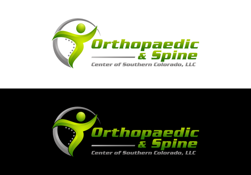 Orthopaedic and Spine Center of Southern Colorado, LLC Logo Winning Design by fawwaz