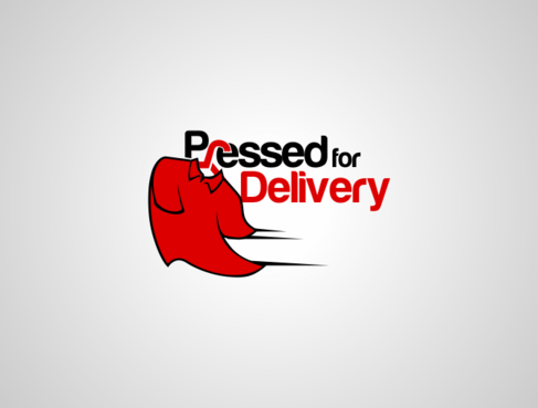 Pressed for Delivery A Logo, Monogram, or Icon  Draft # 127 by thebloker