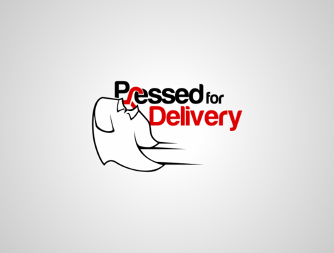 Pressed for Delivery A Logo, Monogram, or Icon  Draft # 128 by thebloker