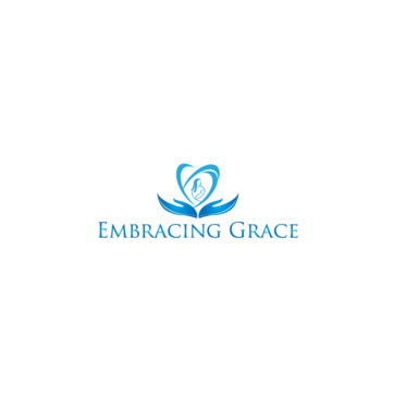 Embracing Grace A Logo, Monogram, or Icon  Draft # 20 by InventiveStylus