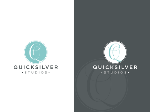 Quicksilver Studios A Logo, Monogram, or Icon  Draft # 94 by CherryPopDesign