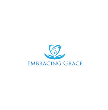 Embracing Grace A Logo, Monogram, or Icon  Draft # 21 by InventiveStylus