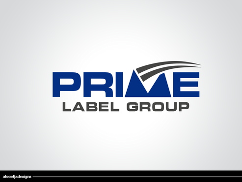 Prime Label Group A Logo, Monogram, or Icon  Draft # 38 by alocelja