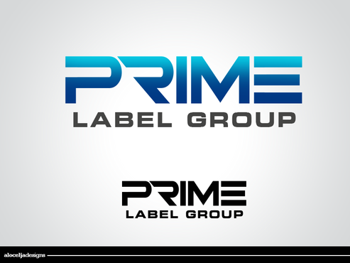 Prime Label Group A Logo, Monogram, or Icon  Draft # 39 by alocelja