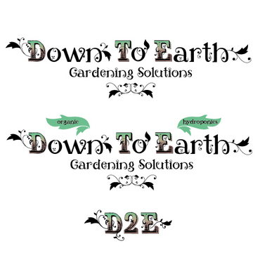 Down To Earth Gardening Solutions A Logo, Monogram, or Icon  Draft # 34 by melody1