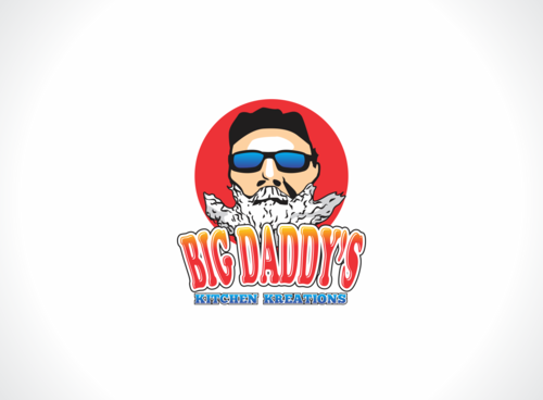 Big Daddy's Kitchen Kreations A Logo, Monogram, or Icon  Draft # 29 by dweedeku