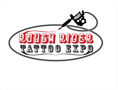 Rough Rider Tattoo Expo A Logo, Monogram, or Icon  Draft # 36 by studio88