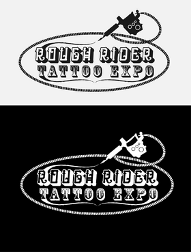Rough Rider Tattoo Expo A Logo, Monogram, or Icon  Draft # 37 by studio88