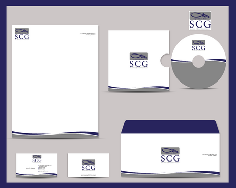 SCG Advisor Business Cards and Stationery  Draft # 277 by jpgart92