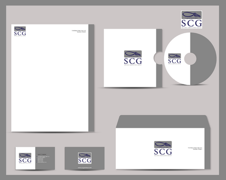SCG Advisor Business Cards and Stationery  Draft # 283 by jpgart92