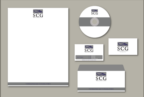 SCG Advisor Business Cards and Stationery  Draft # 285 by jpgart92