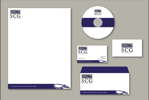 SCG Advisor Business Cards and Stationery  Draft # 288 by jpgart92