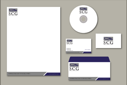 SCG Advisor Business Cards and Stationery  Draft # 289 by jpgart92
